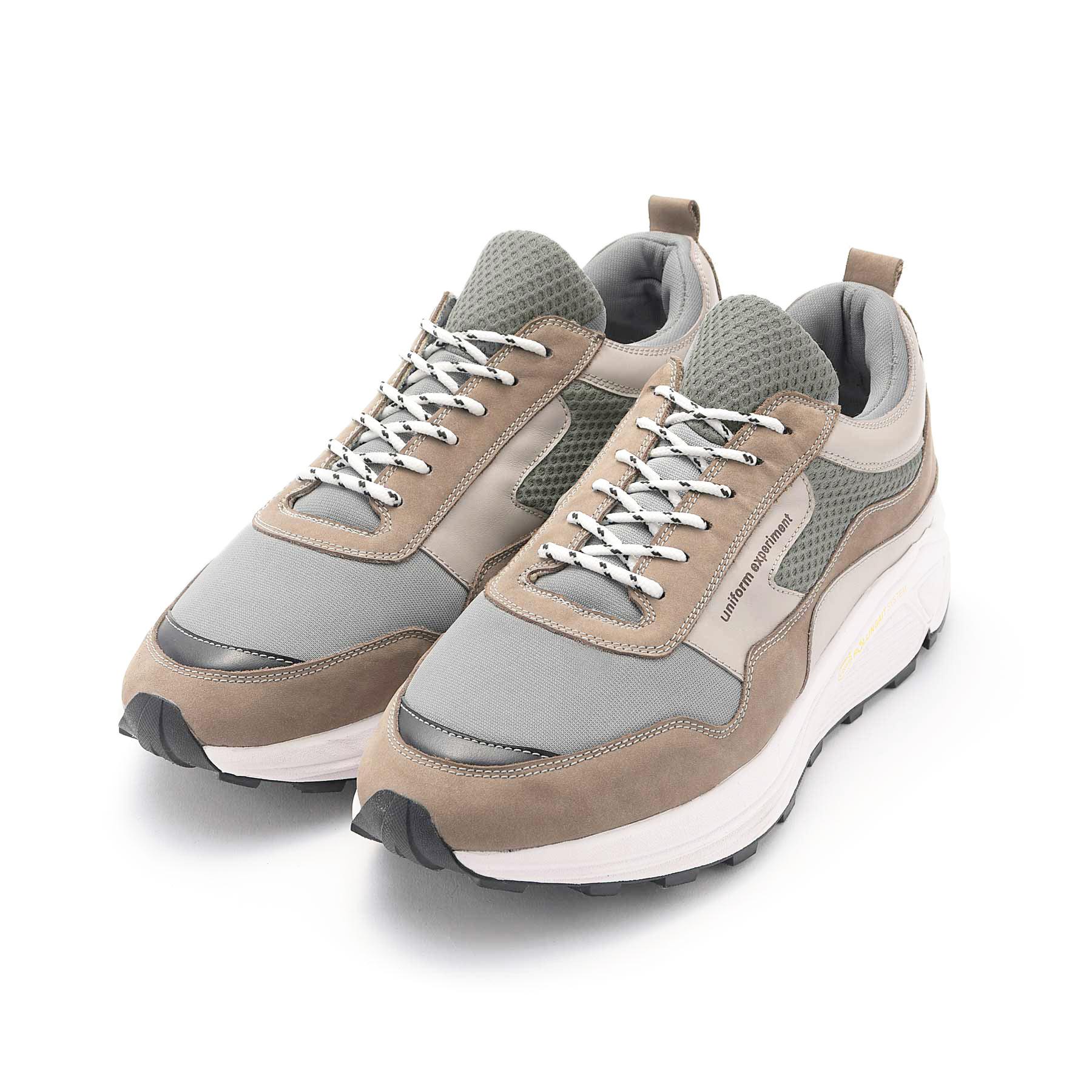 soph vibram sole sneaker 27cm gray