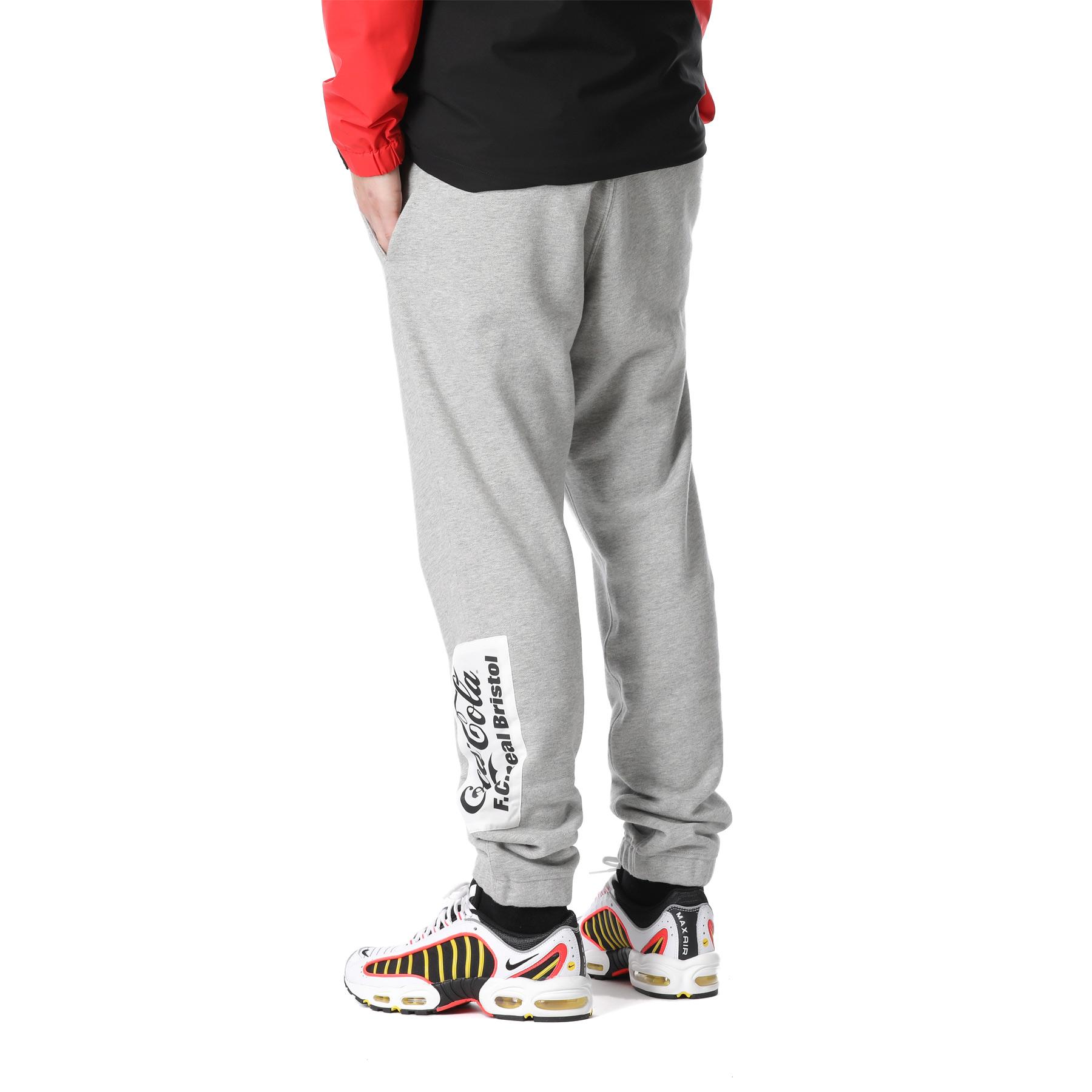 Coca-Cola Gray Sweatpants Jogging Pants Size Medium BRAND NEW